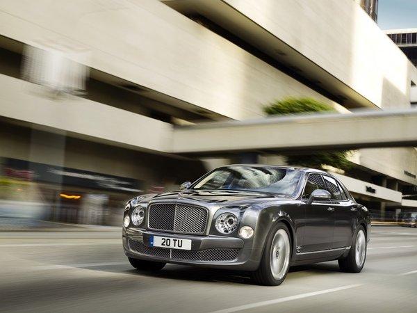 Une nouvelle Bentley présentée à Goodwood