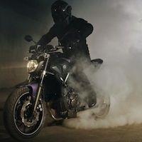 Lancement national Yamaha MT-07: c'est aujourd'hui 21 mars '14