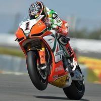 Superbike - Aprilia: Max Biaggi incertain pour Imola