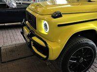 Un Suzuki Jimny transformé en baby Classe G