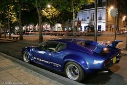 Photos du jour : De Tomaso Pantera GT5