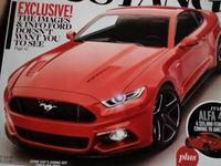 La nouvelle Ford Mustang en fuite ?