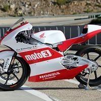 Moto 3: Technomag CIP a découvert sa Honda NSF 250 R à Alès