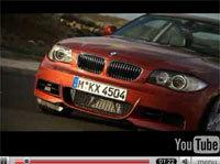 Nouvelle BMW Série 1 coupé en vidéo