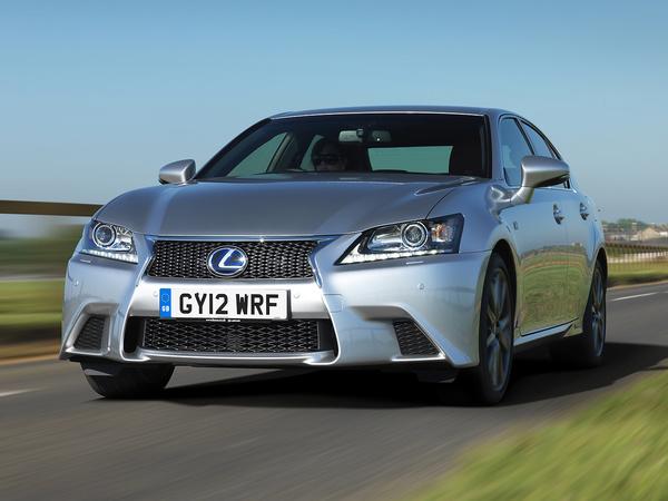 Lexus GS : bientôt une version hybride encore moins gourmande