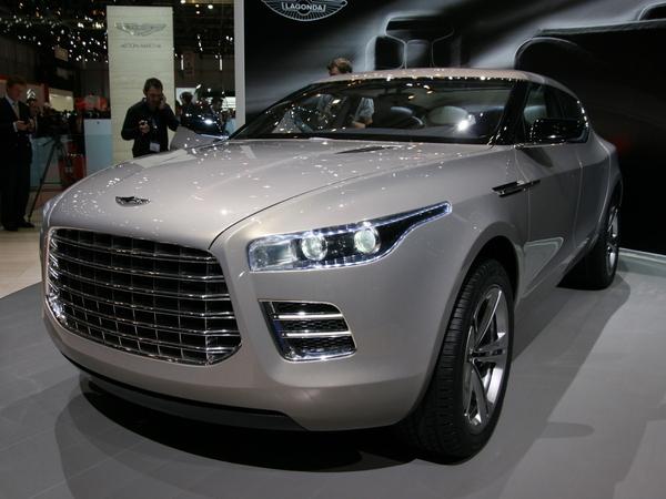 Aston Martin pourrait produire un SUV grâce à AMG