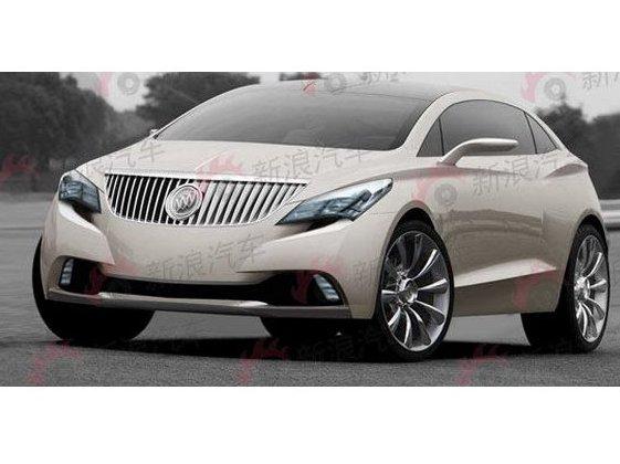 Shanghai 2011 : le concept Buick Envision en avance