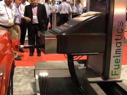 Un robot qui fait le plein à votre place dévoilé aux Etats-Unis