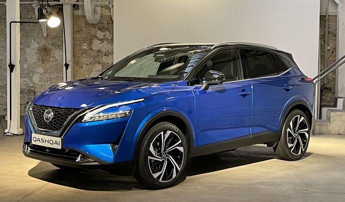 Nissan Qashqai (2021): toutes les infos et photos officielles (Présentation vidéo)