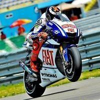 Moto GP - Pays Bas D.1: Lorenzo mène mais Stoner veille