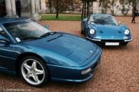 Photos du jour : Ferrari 355 Gts & Dino 246 GT