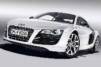 Audi R8 V10: 1ères images officielles!