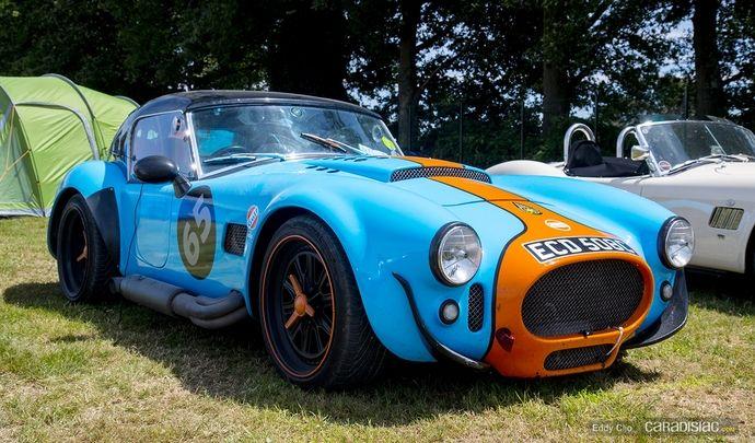 Photos du jour : Ac Cobra (Le Mans Classic)