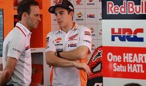 MotoGP - Tests Thaïlande J.2: Márquez reste prudent