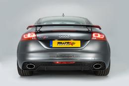 Milltek commercialise une ligne d'échappement pour Audi TT RS