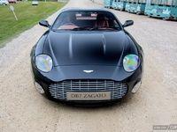 Photos du jour : Aston Martin DB7 Zagato (Concours d'élégance de Chantilly)