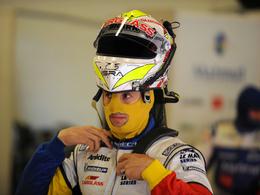 Soheil Ayari au départ des 24 Heures du Mans