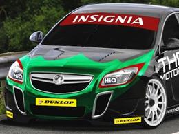 L'Opel Insignia bientôt en compétition