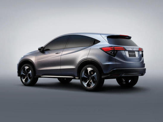 Salon de Tokyo 2013 : Honda va présenter la version définitive de son crossover Urban