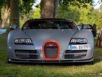 Photos du jour : Bugatti Veyron Grand Sport Vitesse (Concours d'élégance de Chantilly)