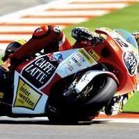 Moto GP: Le trio suisse de déchire