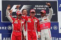 GP de France : Iceman a sorti les griffes