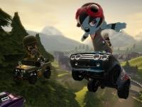 Modnation Racers sur PS3 et PSP nouveau trailer