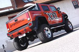 Hummer H2 Jumbo XXL Geiger Cars, l'allure et la puissance d'un éléphant