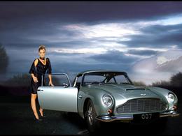 L'Aston Martin DB5 de James Bond sera vendue aux enchères en octobre