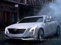 Cadillac : le nouveau haut de gamme CT6 se montre