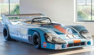 Le tout premier prototype de Porsche 917/10 bientôt à vendre
