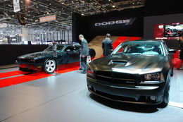 Genève 2010 live : Dodge et Jeep ressassent