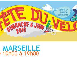 Fête du Vélo 2010 : Marseille va mettre l'ambiance !