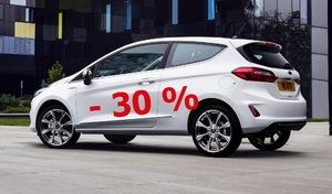 Soldes d'été: 8 voituresà prix cassés