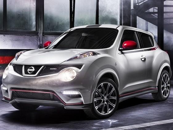 Nismo Nissan Juke : les premières photos officielles de la version de production