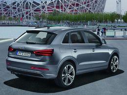 L'Audi Q3 est officiel: les premières infos et photos