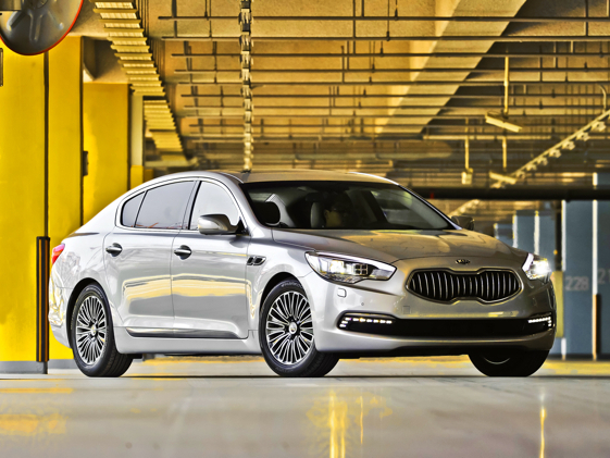 Salon de Los Angeles 2013 : Kia lance officiellement sa K900