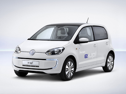 La Volkswagen e-Up! disponible à la commande en France à partir de 25 990 euros