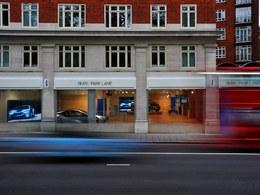 BMW ouvre son tout premier «i Store» à Londres