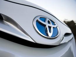 Ventes mondiales : Toyota toujours premier