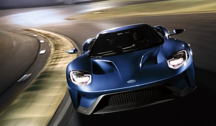 Ford GT : nous connaissons enfin sa puissance