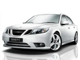 Saab : une électrique sur base de 9-3 dès 2014