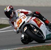Moto GP - Pays Bas D.2: Melandri chute et sera forfait pour la course