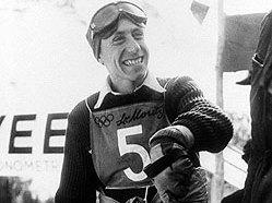 Réponse à la question du jour n°185 : Qui est ce grand champion de ski, et aussi grand pilote automobile ?
