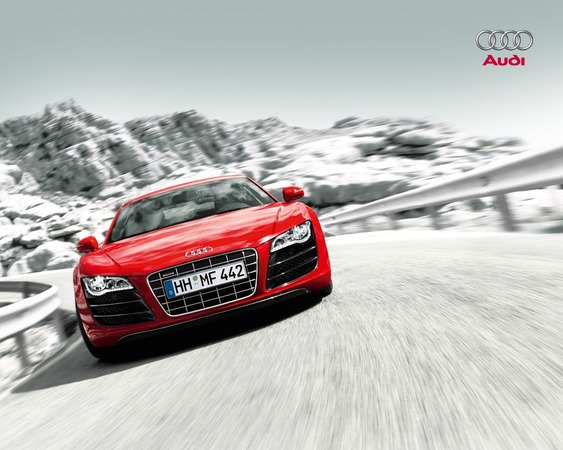Audi R8 5.2l FSI V10 : officielle (19 photos HD)