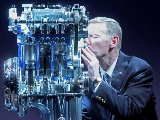 Ford décroche le titre de Moteur International de l'année 2012