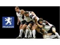 Peugeot, partenaire officiel de la Coupe du Monde de Rugby 2007