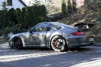 Future Porsche 911 GT3 RS: encore des photos...