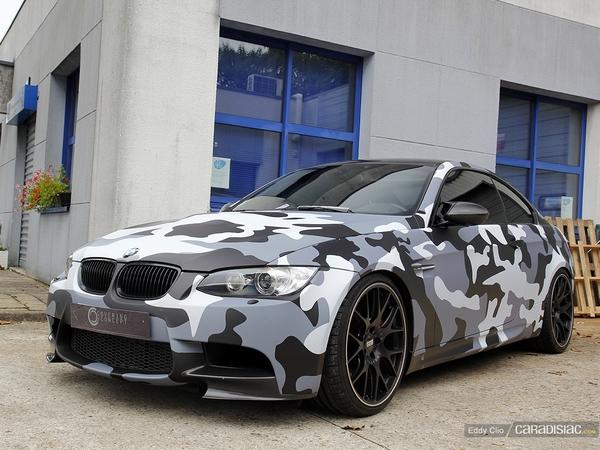 Photos du jour : BMW M3 E92