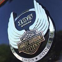 Harley Davidson: Les séries commémoratives de 105 ans d'existence